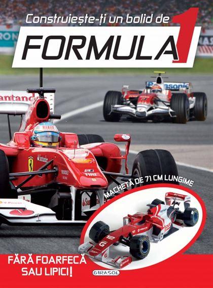 GIRASOL - Construiește-ți un bolid de Formula 1 1