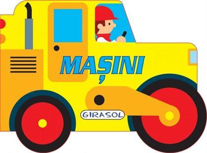 GIRASOL - Vehicule cu motor - MAȘINI 1