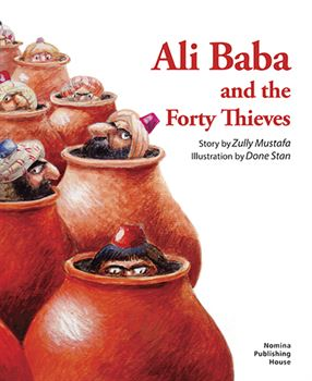 Ali Baba and the Forty Thieves 1
