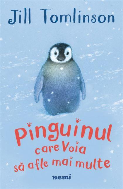 Pinguinul care voia să afle mai multe 1