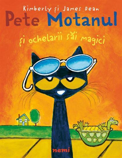 Pete motanul și ochelarii săi magici 1