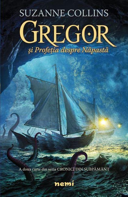 Gregor și profeția despre năpastă (seria CRONICI DIN SUBPĂMÂNT, partea a II-a) 1