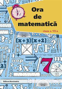Ora de matematica clasa a VII-a 1