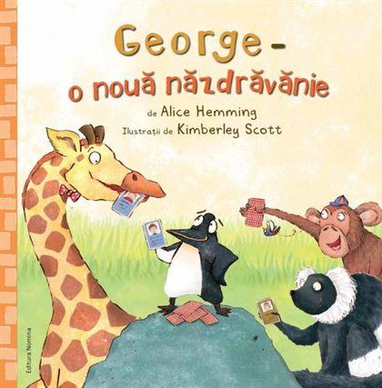 George - o nouă năzdrăvănie 1
