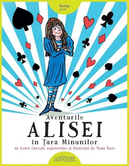 Aventurile Alisei în țara minunilor 1