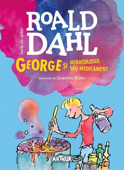 George și miraculosul său medicament (Roald Dahl) [format mare] 1