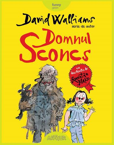 Domnul sconcs (Serie de autor DAVID WALLIAMS) 2018 1