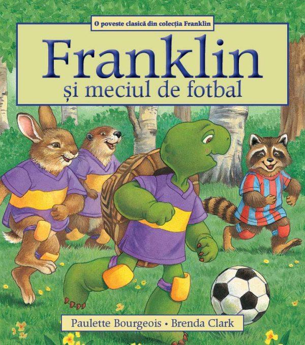 FRANKLIN ȘI MECIUL DE FOTBAL 1