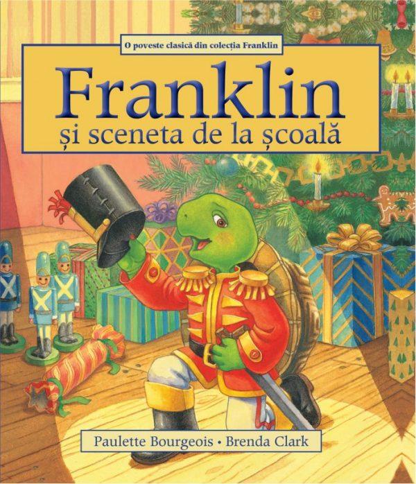 FRANKLIN ȘI SCENETA DE LA ȘCOALĂ 1