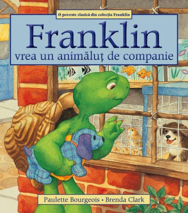 FRANKLIN VREA UN ANIMĂLUȚ DE COMPANIE 1