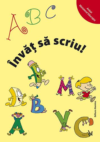 ABC Învăț să scriu 1