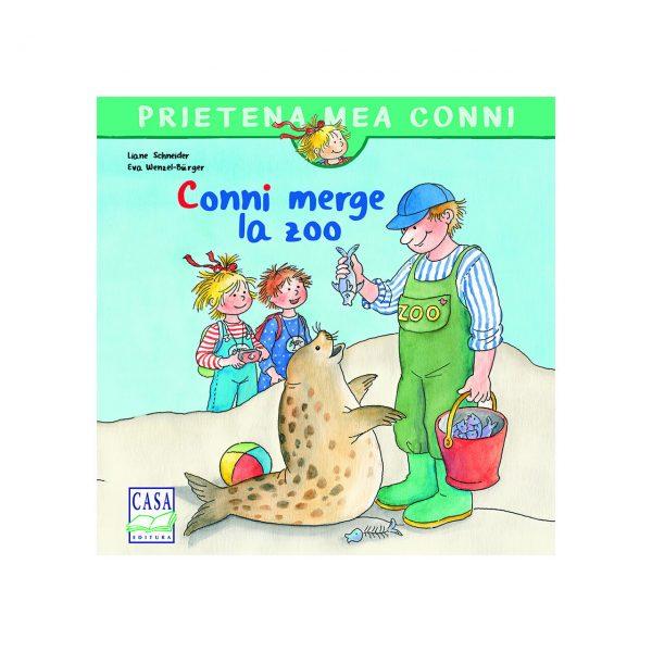 Conni merge la zoo 1