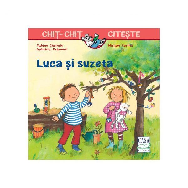 Luca și suzeta 1