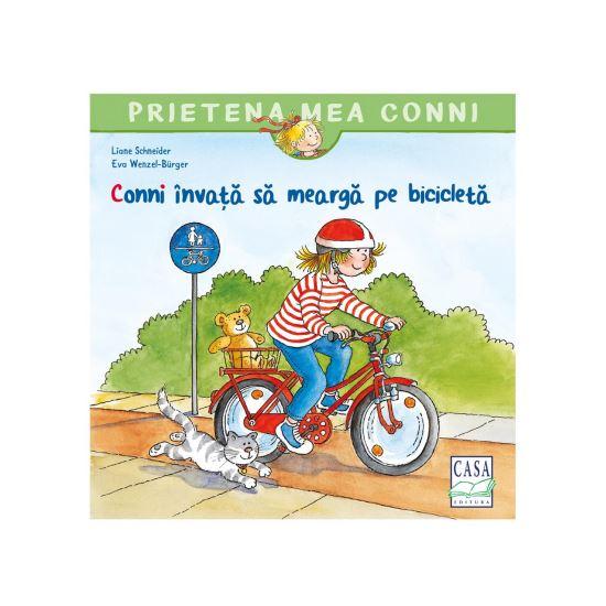 Conni învață să meargă pe bicicletă 1