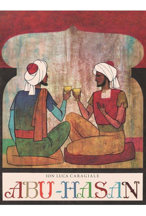 ABU-HASAN  (Ion Luca Caragiale)   [ARTHUR retro] 1