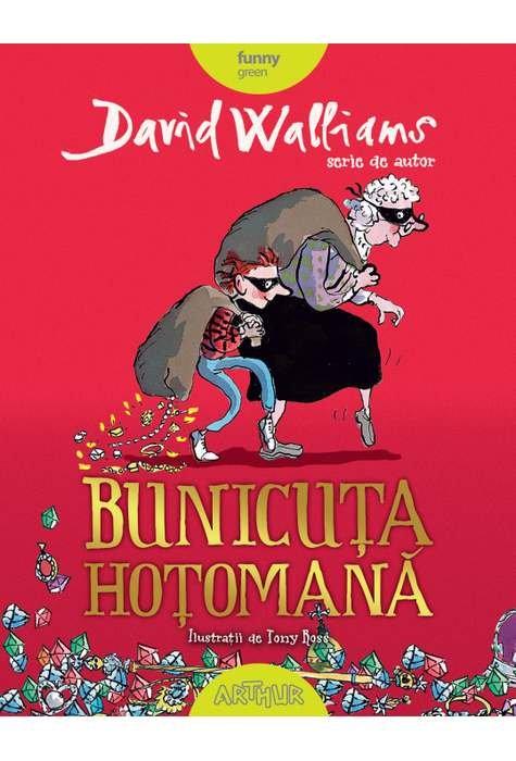 BUNICUTA HOTOMANA (Serie de autor DAVID WALLIAMS) /nou 1