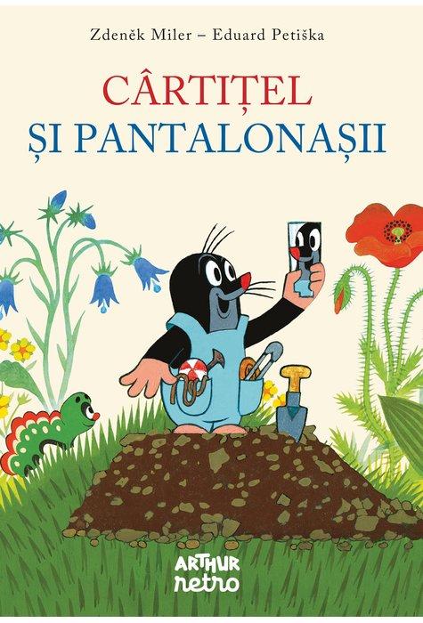 CARTITEL SI PANTALONASII [ARTHUR retro] 1