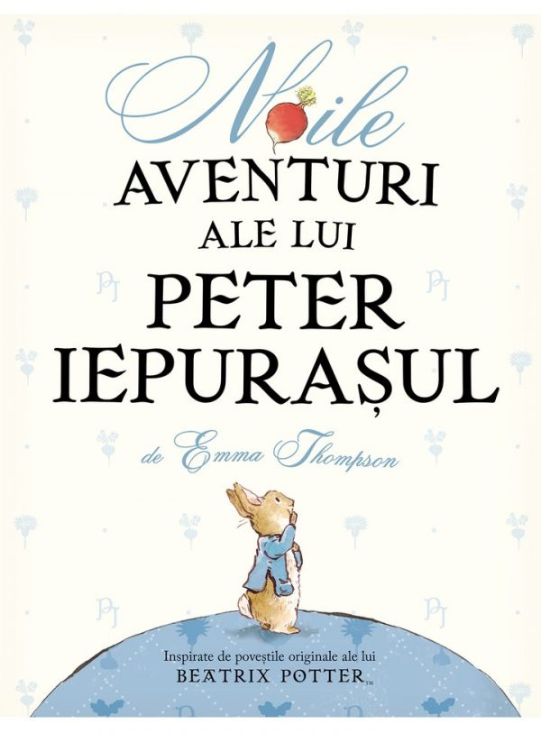 NOILE AVENTURI ALE LUI PETER IEPURASUL (Emma Thompson) 1