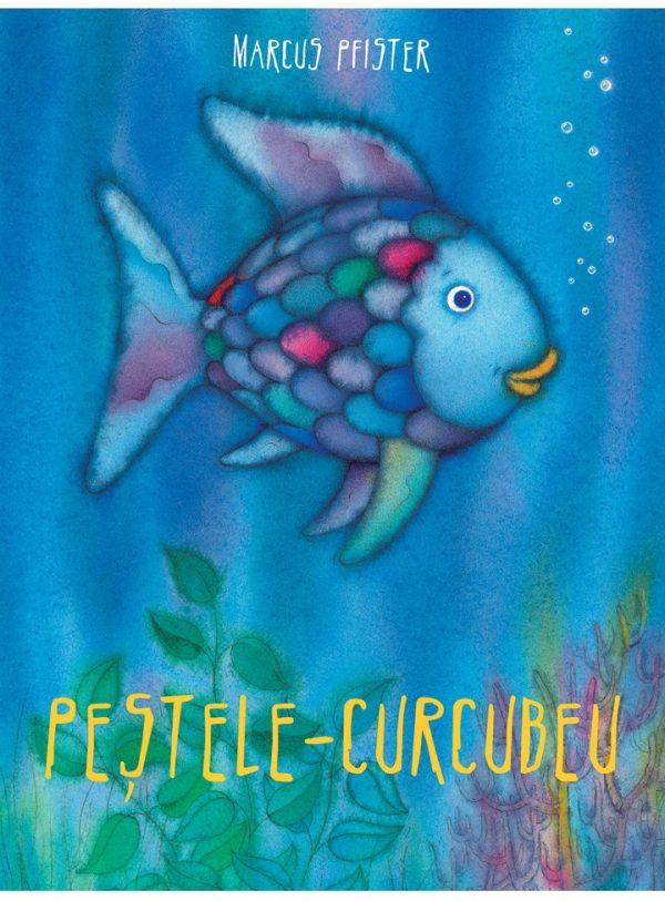 PESTELE-CURCUBEU [CARTEA CU GENIUS, cartonat] 1
