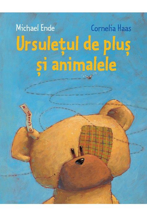URSULETUL DE PLUS SI ANIMALELE [CARTEA CU GENIUS, cartonat] 1