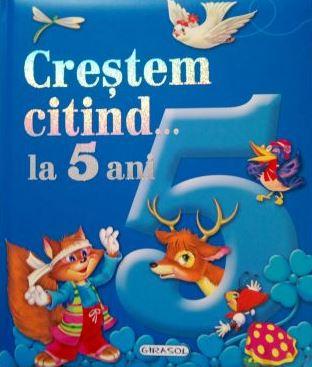 GIRASOL - Crestem citind... la 5 ani 1