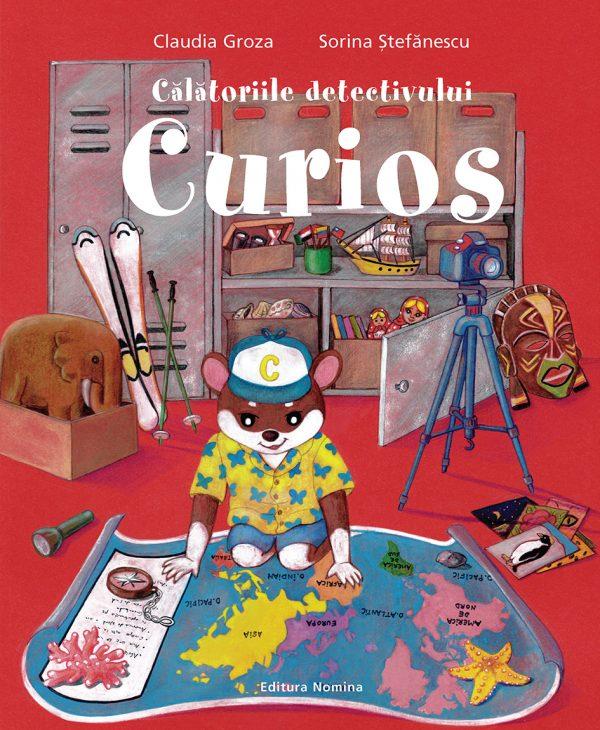 Calatoriile detectivului Curios 1