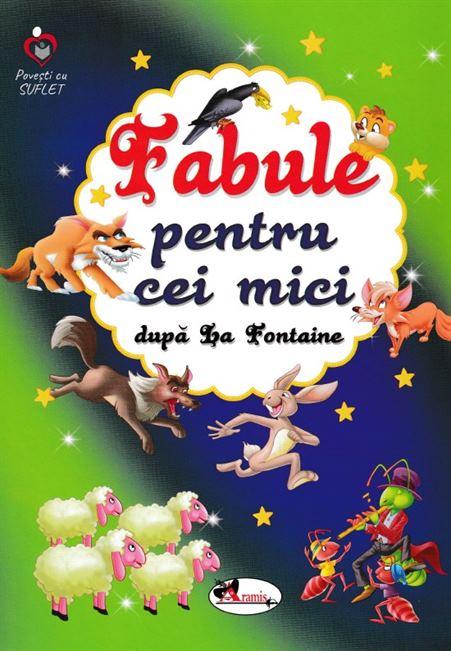 ARAMIS - FABULE PT. CEI MICI DUPA LA FONTAINE 1