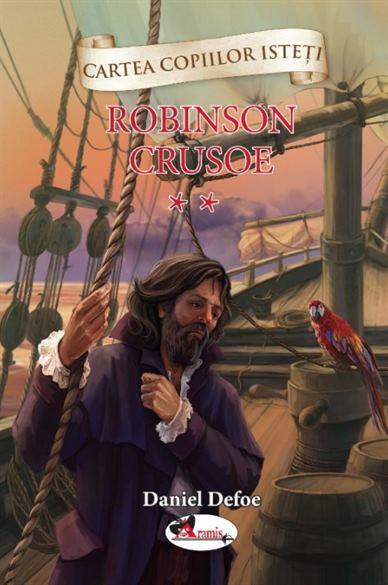 ARAMIS - ROBINSON CRUSOE VOL 2 1