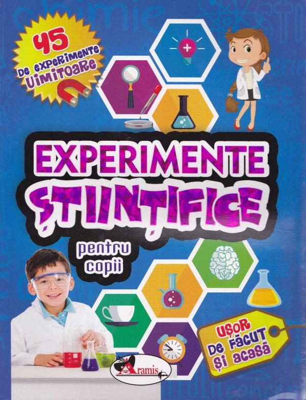 ARAMIS - EXPERIMENTE STIINTIFICE PENTRU COPII-EDITIA A 2-A 1
