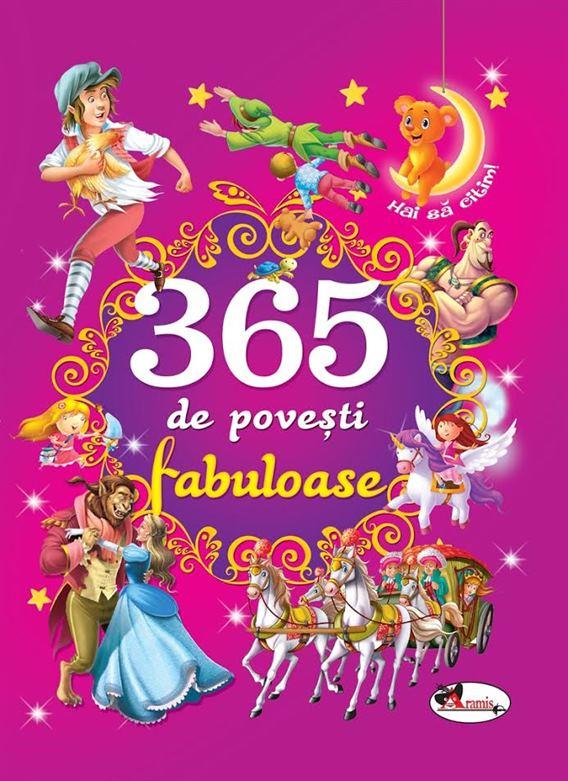 ARAMIS - 365 DE POVESTI FABULOASE 1