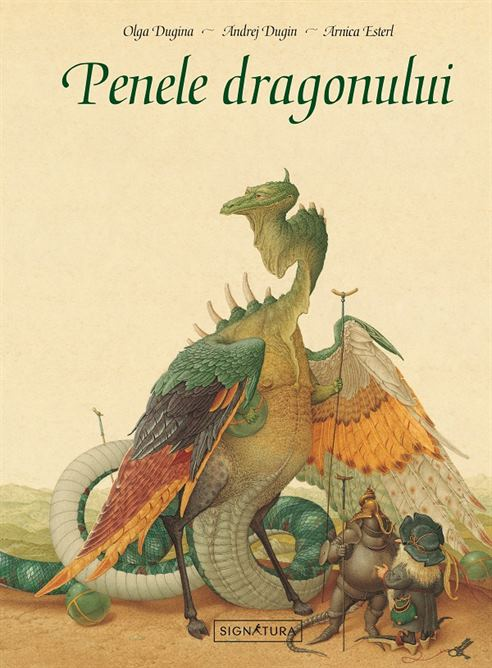 SIGNATURA - PENELE DRAGONULUI 1