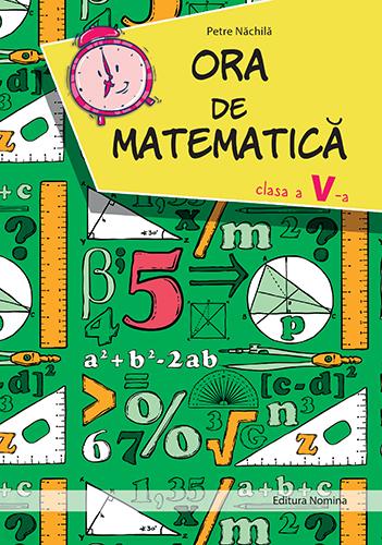 Ora de matematica clasa a V-a 1